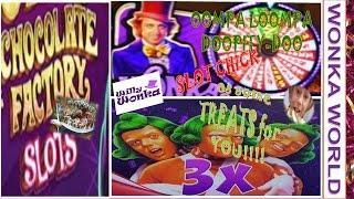 •OLD vs NEW• The WORLD of WONKA SLOTS - Slot Machine Bonuses ~ WMS