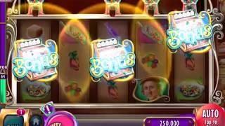 WILLY WONKA: CANDY MAN CAN Video Slot Casino Game with a PICK BONUS
