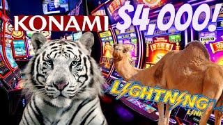 $4,000 On High Limit Slot Machines- Up TO $62.50 A Spins  | Live Slot Play At Casino | SE-5 | EP-17