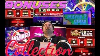 A Collection of Slot Machine Bonus Rounds and Huge Wins Vol. 12