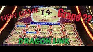 NEW GAME - DRAGON LINK - Grand or no Grand that is the question?