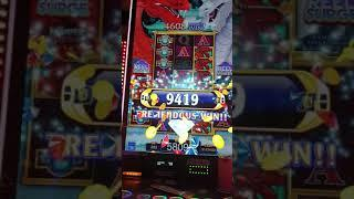 River Dragons Free spins huge win $3.52 bet