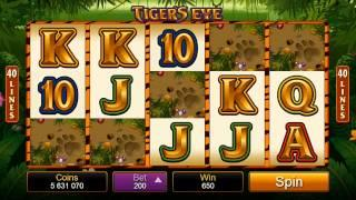 Tigers Eye Mobile - William Hill Games