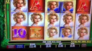 Golden Goddess Slot Machine Bonus