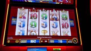 DOUBLE TRIGGER! Wonder 4 Jackpots Wicked WInnings II Wild Panda Free Spins