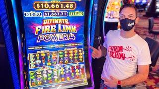 ⋆ Slots ⋆️ LIVE! BRAND NEW Ultimate Fire Link POWER 4 ⋆ Slots ⋆ Agua Caliente