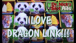 **I LOVE DRAGON LINK!!!/Big Wins!!!** Slot Machine Collection