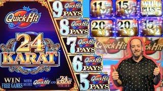 Max Bet on Quick hit• Free Spin Bonuses• Come on Quick hits•