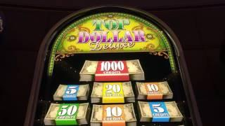 **HIGH LIMIT** TOP DOLLAR • LIVE PLAY • Slot Machine Pokie in Vegas and NY #ARBY