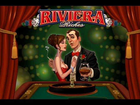 Free Riviera Riches slot machine by Microgaming gameplay ★ SlotsUp