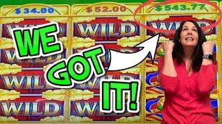 MAJOR JACKPOT WINNER!  Cha-Ching Cash - Our New Favorite Slot Machine! | Casino Countess