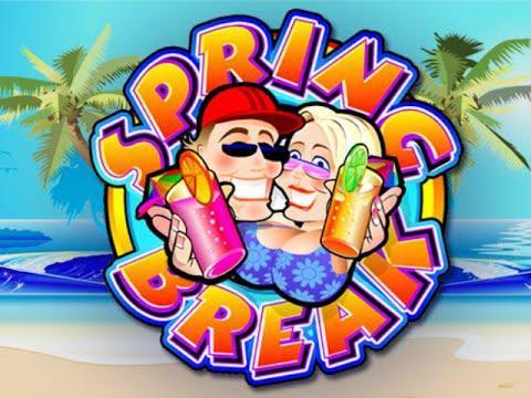 Free Spring Break slot machine by Microgaming gameplay ★ SlotsUp