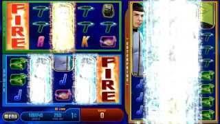 STAR TREK™ STARSHIP ENTERPRISE™ Slots By WMS Gaming