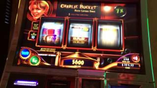 BIG WIN!!!!!!! Willy Wonka Charlie Fizzy Spins (Max Bet!)