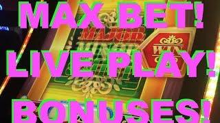 • BIG WINS!!! LIVE PLAY and Bonuses on A Christmas Story Slot Machine