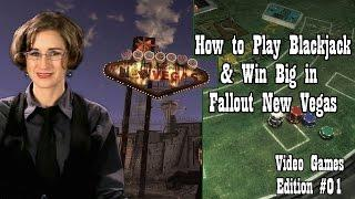 How to Play Blackjack & Win Big in Fallout New Vegas