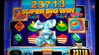 Jackpot Block Party Slot *SUPER BIG WIN* $6 Max Bet Live Play Bonus!