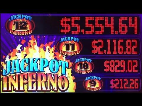 ++NEW Jackpot Inferno slot machine, DBG #1