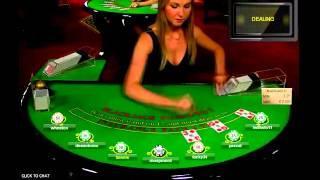 Live Blackjack £30 Bet Whole Table Wins