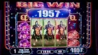 Black Knight II Slot Machine Bonus - Free Spins with 3 Wild Reels - Big Win (#2)