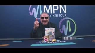MPNPT Morocco 2018 - Main Event Winner