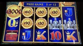 (2) HANDPAYS & MAJOR JACKPOT WON ~ DRAGON LINK GOLDEN CENTURY HIGH LIMIT