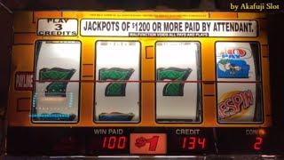 ANDY CAPP JACKPOT BONUS $1 Slot Machine - Pechanga [カルフォルニア] [カジノ] [スロットマシン] [赤富士スロット] [勝負] [勝利]