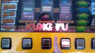 Ace Gaming Kung Fu £15jp Fist of Fury..Ah Ha NICE MOVE