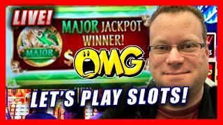 ⋆ Slots ⋆ LIVE SLOT PLAY ⋆ Slots ⋆ MAJOR JACKPOT WINNER LIVE AT THE CASINO ⋆ Slots ⋆ LET'S PLAY NEW SLOTS AT THE CASINO