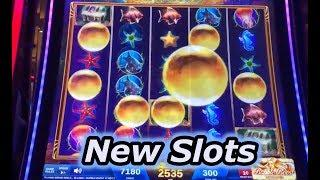 New slots!  Ocean Magic Grand, More More Hearts, Underdog.  Bonuses, big wins, and more.
