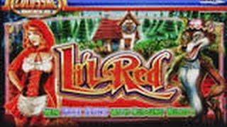 LIL' RED SLOT MACHINE BONUS FREE SPINS - Winstar World Casino