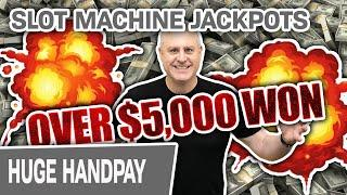★ Slots ★ $5,000 Handpay Jackpots on Slot Machines 2020 ★ Slots ★ + Dragon Link: Autumn Moon!