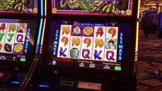 Triple Fortune Dragon Slot Machine Free Spin Bonus #2 Ilani Casino