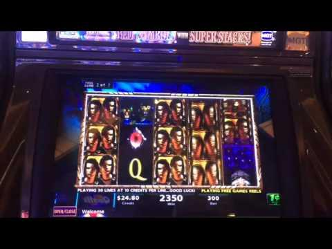 ** Shadow of the Panther ** $3 bet bonus ** SLOT LOVER **