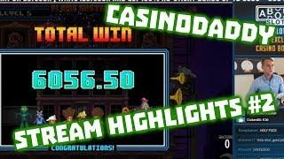 CasinoDaddy Stream Highlights #2
