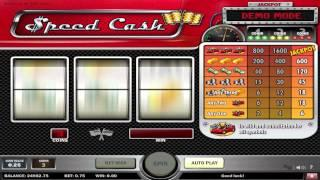 Speed Cash• online slot by Play'n Go video preview""