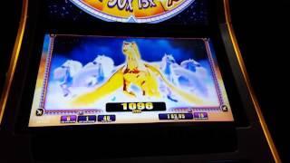 PEGASUS 25 Spin Bonus - NICE WIN! Nickels!