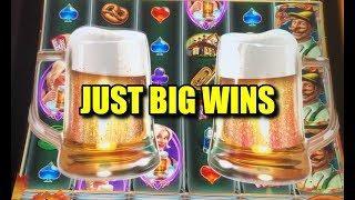 BIG WINS: BIER HAUS - BEST OF HEIDI