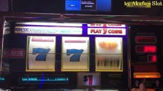 BIG WIN•TRIPLE CASH $1Slot Machine Max Bet $3 on Free Play ! San Manuel Casino Akafujislot