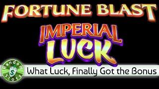 •️ New - Fortune Blast Imperial Luck slot machine, Bonus