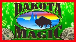 OMG SO MANY BIG WINS!!! SDGuy Explores DAKOTA MAGIC CASINO and HITS SOME MASSIVE BIG WINS!