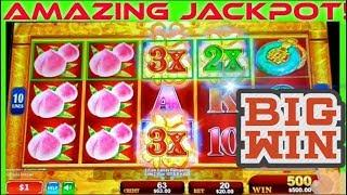 WE DID IT! AMAZING JACKPOT RED FORTUNE HIGH LIMIT SLOT MACHINE