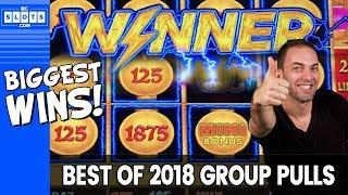 •$43,000 in GROUP PULL JACKPOTS from 2018 • Serious CASH • • BCSlots