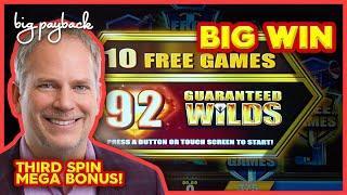 MEGA BONUS ON 3RD SPIN! Regal Riches Slot - BIG WIN SESSION!