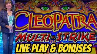 WHEN RE-TRIGGERS FAIL US! NEW CLEOPATRA MULTI STRIKE