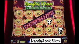 Just as I was about to give up, Genghis Khan came through ⋆ Slots ⋆⋆ Slots ⋆