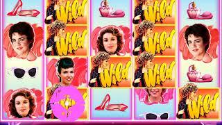 GREASE: TOO PURE TO BE PINK Video Slot Casino Game with a FROSTY PALACE FREE SPIN BONUS