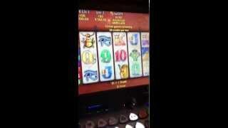 Betting Max $180 dollars a hit on poker machine -  big 10K + WIN