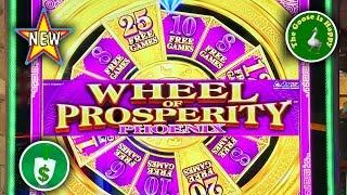 •️ New • Wheel of Prosperity Phoenix slot machine, Nice Bonus