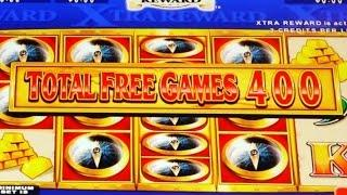 Quest for Riches Slot Machine-400 FREE SPINS+ CREDIT PRIZE